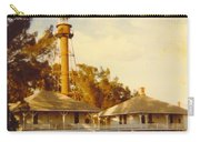 Sanibel Lighthouse Landscape Carry-all Pouch