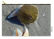 Sanibel Sand Dollar 1 Carry-all Pouch