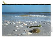 Sanibel Sand Dollar 2 Carry-all Pouch