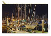 Santa Barbata Harbor Color Carry-all Pouch