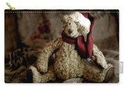 Santa Bear Carry-all Pouch