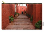 Santa Catalina Monastery In Arequipa Peru Carry-all Pouch