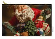 Santa Claus - Antique Ornament - 04 Carry-all Pouch