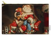 Santa Claus - Antique Ornament -05 Carry-all Pouch