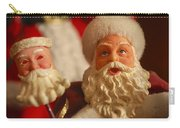 Santa Claus - Antique Ornament - 12 Carry-all Pouch by Jill Reger