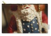 Santa Claus - Antique Ornament - 15 Carry-all Pouch