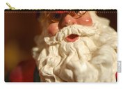 Santa Claus - Antique Ornament - 16 Carry-all Pouch