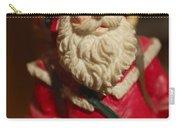 Santa Claus - Antique Ornament - 21 Carry-all Pouch