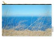 Santa Cruz Island Sea Of Grass Carry-all Pouch