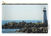 Santa Cruz Lighthouse Wide Carry-all Pouch