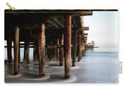 Santa Cruz Pier California Carry-all Pouch