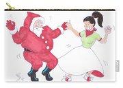 Santa Dances Carry-all Pouch
