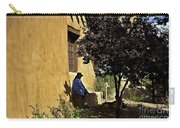 Santa Fe Afternoon - New Mexico Carry-all Pouch