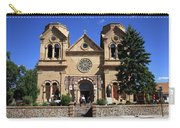 Santa Fe - Basilica Of St. Francis Of Assisi Carry-all Pouch