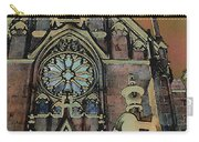 Santa Fe Cathedral Carry-all Pouch