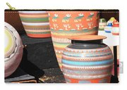 Santa Fe Pottery Carry-all Pouch