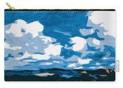 Santa Fe Skies Carry-all Pouch