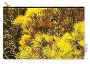 Santa Fe Yellow Carry-all Pouch