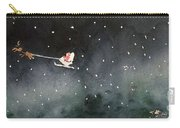 Santa Is Coming Carry-all Pouch