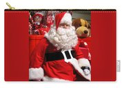 Santa Is Ready Carry-all Pouch
