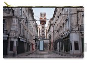 Santa Justa Lift In Lisbon Carry-all Pouch