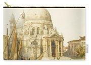 Santa Maria Della Salute Carry-all Pouch