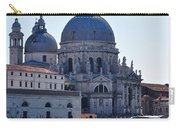 Santa Maria Della Salute Surrounded By Sparkling Waters Carry-all Pouch