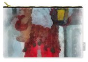 Santa Merry Christmas Photo Art 02 Carry-all Pouch