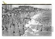 Santa Monica Beach In December Carry-all Pouch