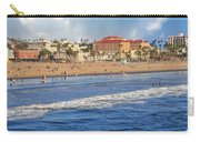 Santa Monica Beach View  Carry-all Pouch