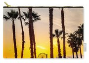 Santa Monica Palms Carry-all Pouch