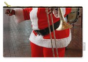 Santa New Orleans Style Carry-all Pouch