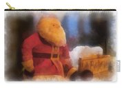 Santa Photo Art 07 Carry-all Pouch
