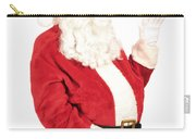 Santa Waving Carry-all Pouch