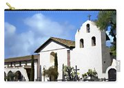Santa Ynez Mission Solvang California Carry-all Pouch