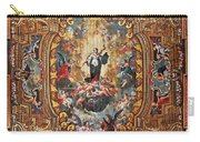 Santarem Cathedral Painted Ceiling Carry-all Pouch