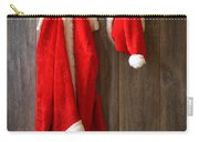 Santa's Coat Carry-all Pouch
