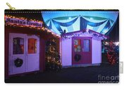 Santa's Grotto In The Winter Gardens Bournemouth Carry-all Pouch