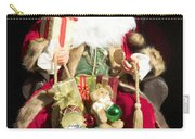 Santa's List Two Carry-all Pouch