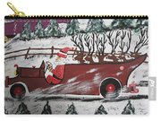 Santa's Truckload Carry-all Pouch
