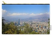 Santiago  Chile Carry-all Pouch