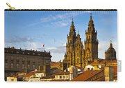 Santiago De Compostela Cathedral Galicia Spain Carry-all Pouch