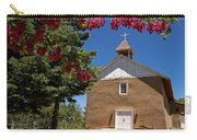 Santisima De Trinidad Mission Church Carry-all Pouch
