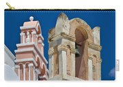 Santorini Bell Towers Carry-all Pouch