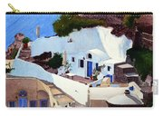 Santorini Cave Homes Carry-all Pouch