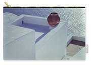 Santorini Greece  Carry-all Pouch