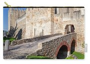 Sao Jorge Castle In Lisbon Carry-all Pouch