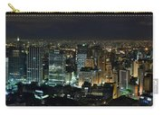 Sao Paulo Downtown From Terraco Italia Carry-all Pouch
