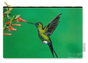 Sapphire-vented Puffleg Carry-all Pouch