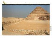 Saqqara Step Pyramid Carry-all Pouch
